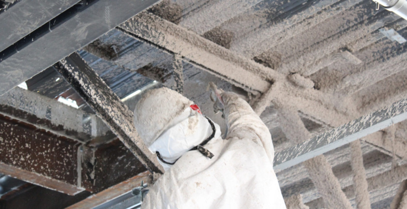 fire proofing application